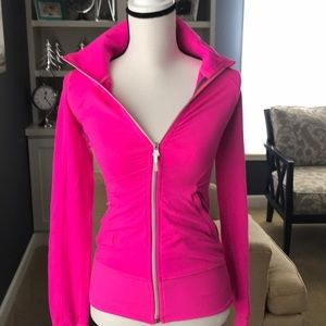 Lululemon Jacket Zip